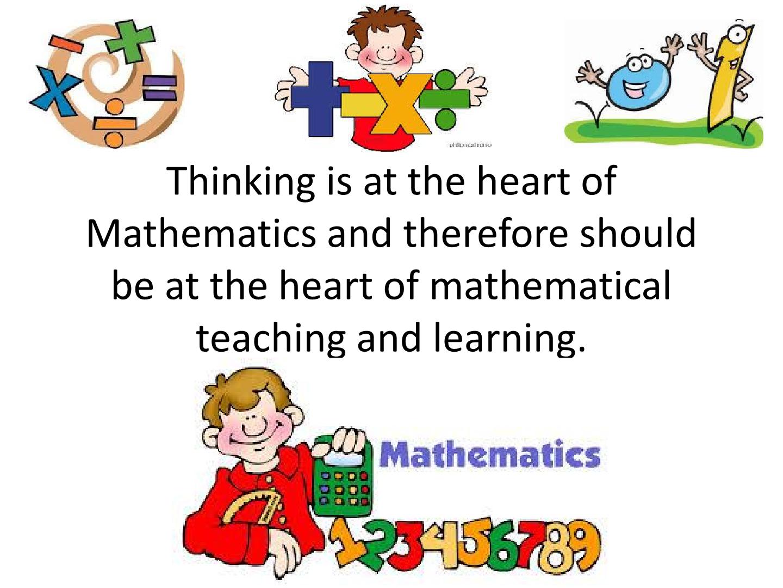 Parent Maths Workshop